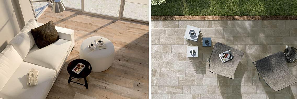 Edilferrarese pavimenti per interni ed esterni padova for Arredo bagno versace