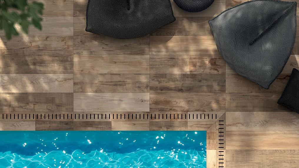 pavimenti per l'ambiente esterno - Edilferrarese Arredo Bagno